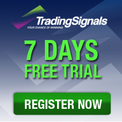 Trading Signals - 7 Days free trial